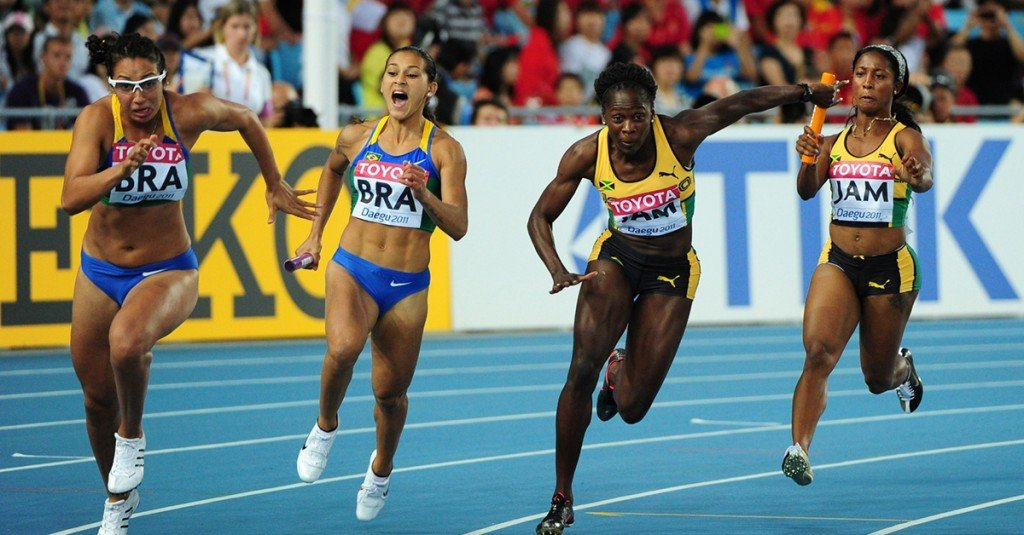 corrida-semifinal-do-revezamento-4x100-m-feminino
