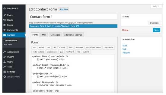 plugin-contact-form-7