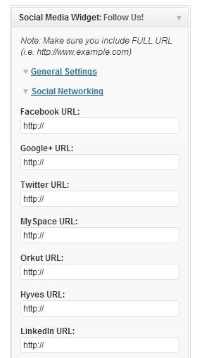 plugin-social-media-widget