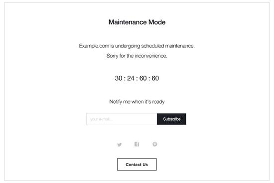 plugin-wp-maintenance-mode