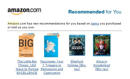 amazon-recomendacoes