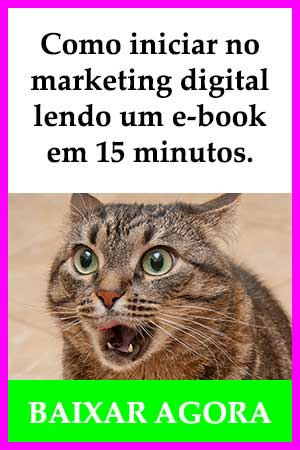 Como iniciar no marketing digital  lendo um e-book em 10 minutos